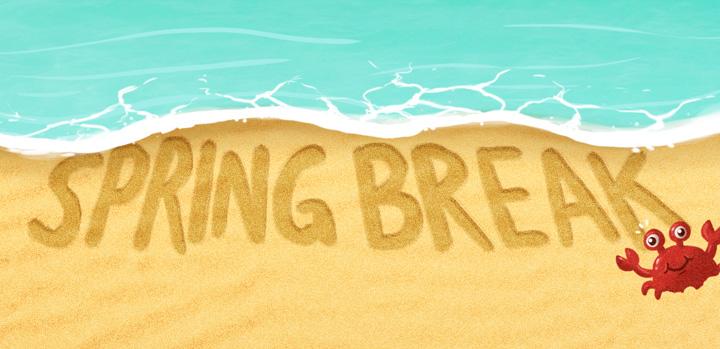 Monday Music Notes for Spring Break